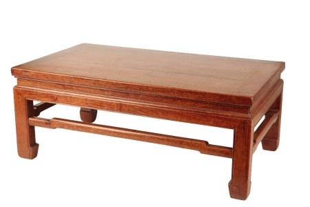 HUANGHUALI RECTANGULAR LOW TABLE, MING/EARLY QING