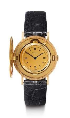 Gübelin, rare 20-dollar coin watch, 1990s.