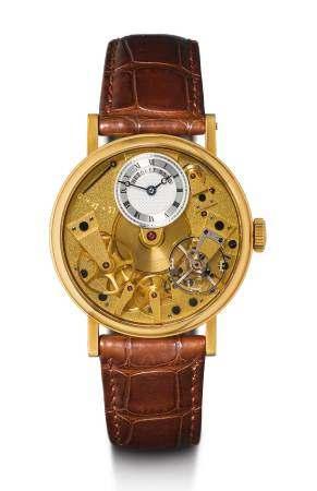 """Breguet """"Tradition"""", Gentleman's Watch, 2006."""