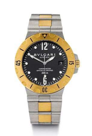 Bulgari Chronometer.