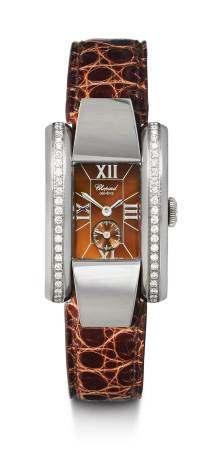 """Chopard """"La Strada"""" diamond Lady's Wristwatch."""