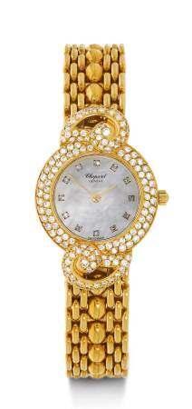 Chopard diamond Lady's Wristwatch.