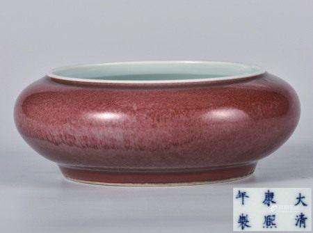 豇豆红水洗