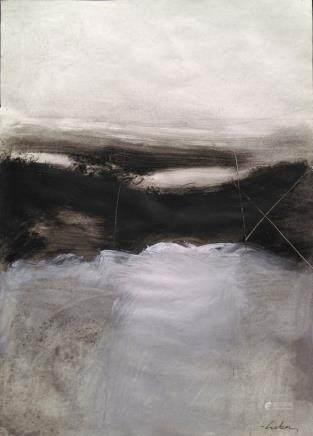 """菲利普•貝克爾(AD1959-)-No.784""""感情的字典-恆心""""-混合材料-21世紀初"""