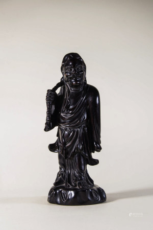 ZITAN WOOD CARVED DAMO