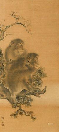 Mori Sosen (Japanese 1747-1821)