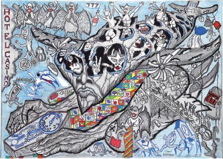 Vitaly Sertakov (born in 1966). Inside the Soul