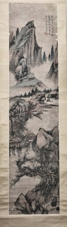 ANONYMOUS (QING DYNASTY), LANDSCAPE
