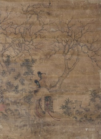 AFTER GAIQI (1774-1829), FIGURE