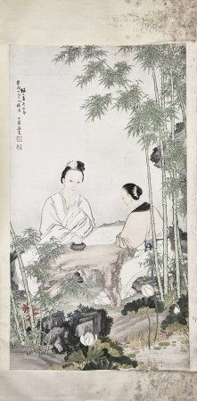 ANONYMOUS (QING DYNASTY), BEAUTY