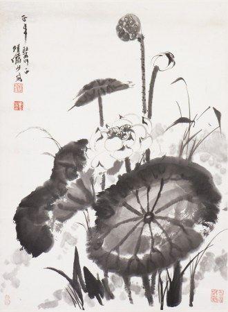 LU YANSHAO, LOTUS