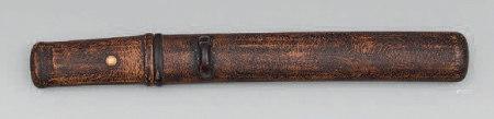 TANTO, type Aikuchi, lame de: 17 cm (Coupe papier)Epoque Show