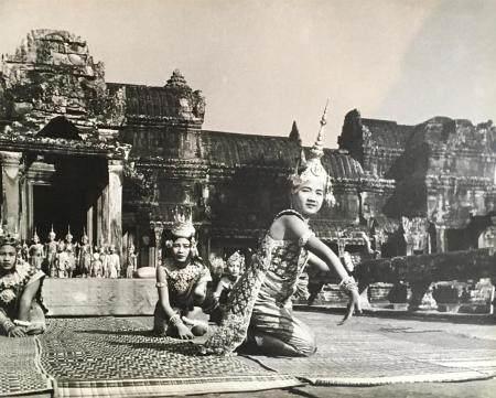 Photographie militaire de l'Indochine, paysages et danss t