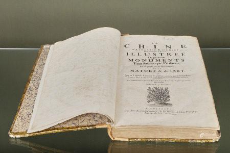 Athanase Kircher (1602-1680)  - La Chine illustrée de plusieurs [...]