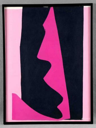 """MATISSE, HENRI. """"Jazz: el destino"""". Litografía. Plancha XVI du Jazz, 1947. Med.: [...]"""