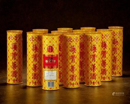 90年代北京同仁堂护骨药酒