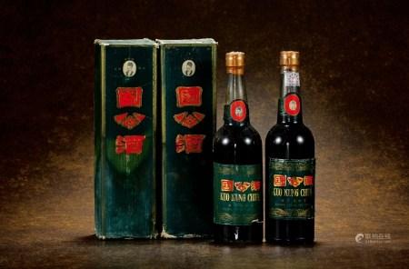 80年代北京同仁堂李时珍牌国公酒