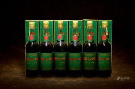 2001年北京同仁堂国公酒