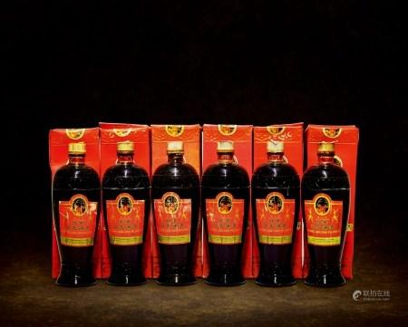 80-90年代北京灵芝补酒(出口装)