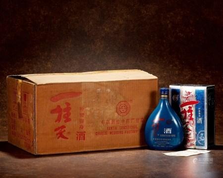 1999年一柱天酒(原箱)