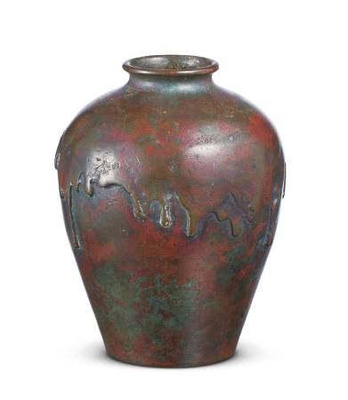 明代 文房香瓶