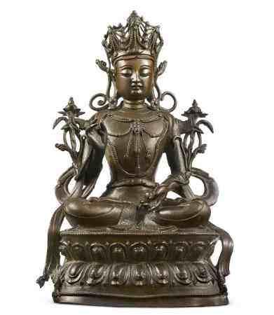 明代 地藏王菩萨