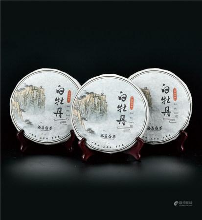 白牡丹福鼎白茶