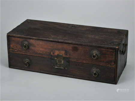 铁力木饰盒