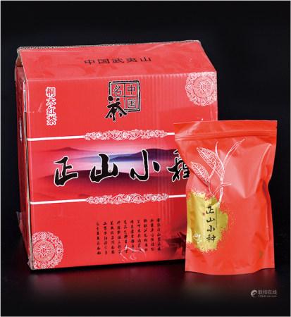 正山小种桐木红茶