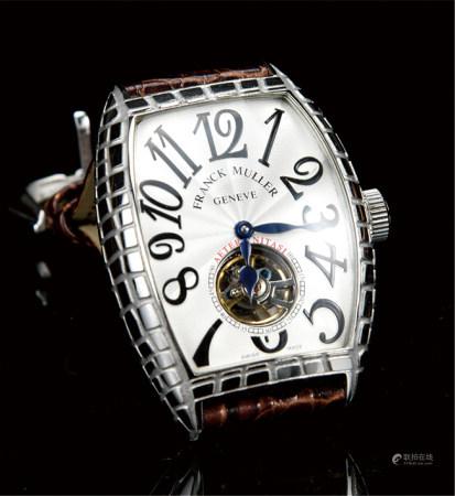 瑞士法兰克穆勒手表 (可运行)