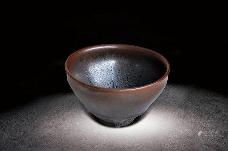 宋  建窯碗