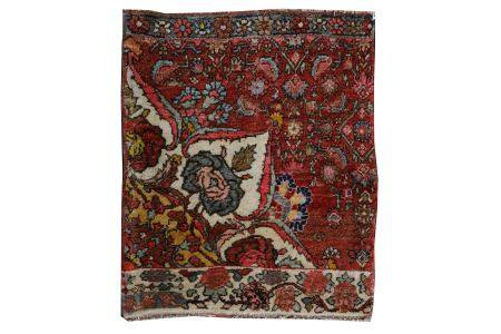 AN ANTIQUE WAGIREH (SAMPLER), NORTH-WEST PERSIA