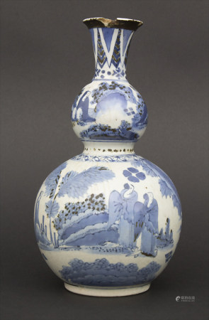 Ziervase / A vase, China, Ming/Qing- Dynastie