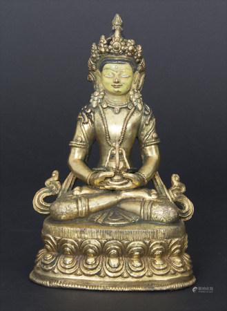 Buddha 'Amitayus', Tibet, 18./19.Jh.