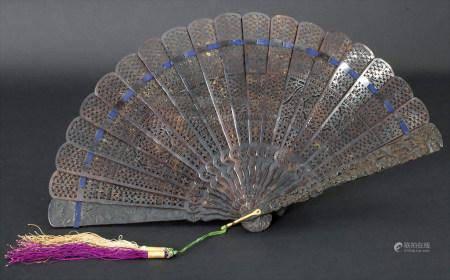 Fächer, China, Qing Dynastie, 18./19. Jh