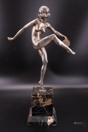 法国 - 裸体舞女 - PIERRE LE FAGUAYS
