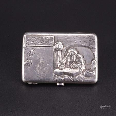 俄罗斯 - 银盒