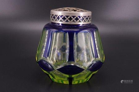 VAL SAINT LAMBERT - 艺术装饰 - URANE (含铀玻璃)