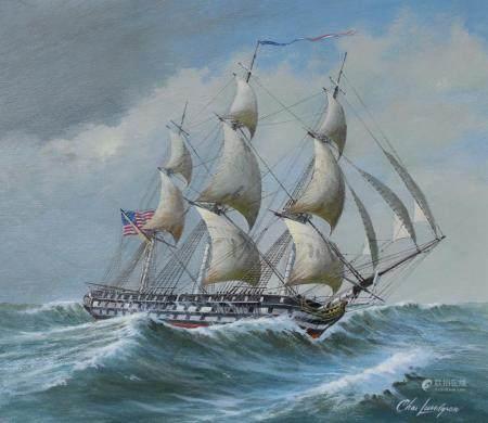 "Charles J Lundgren (1911 - 1988) ""U.S.S Delaware"""