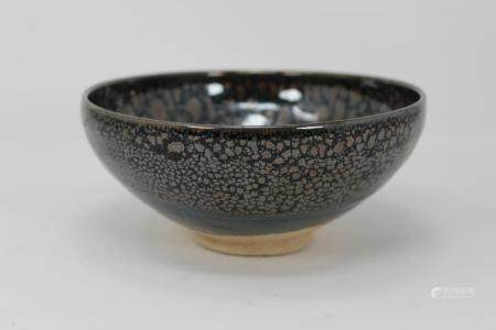 Chinese, Northern Song Dynasty Oil Spot Bowl
