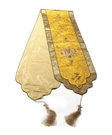 Chinese Silk Panel