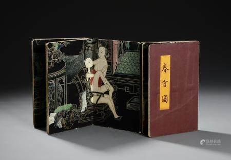 Chinese Erotic Album