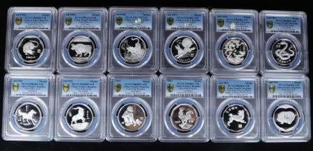 上海造币厂PCGS铜章