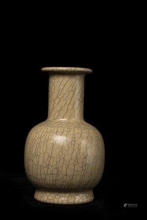 宋代哥窑瓶