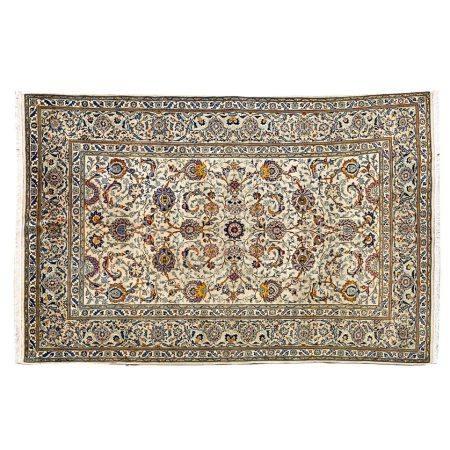 A KASHAN CARPET, IRAN 312 by 204cm