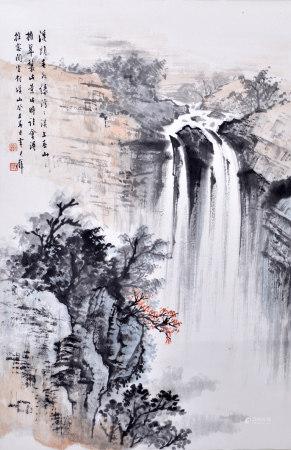 黄君璧 山水