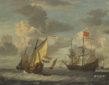 Abraham Jansz. Storck (Amsterdam 1644-1708)