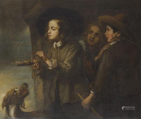 Circle of Jan Cossiers (Antwerp 1600-1671)