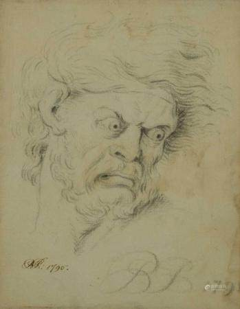 After Charles Le Brun (French 1619-1690)