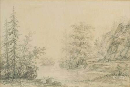 Attributed to Carl Ludwig Friedrich Wagner (German, 1796-186